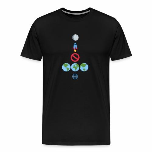 Im an Alien 10 - Men's Premium T-Shirt