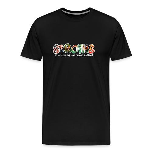 Pas une chaine horreur - T-shirt Premium Homme