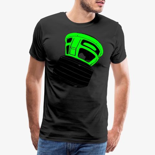 bassosimple - Men's Premium T-Shirt