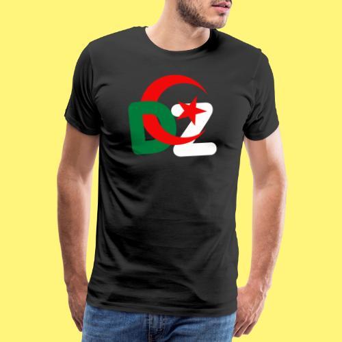DZ ALGERIE - T-shirt Premium Homme