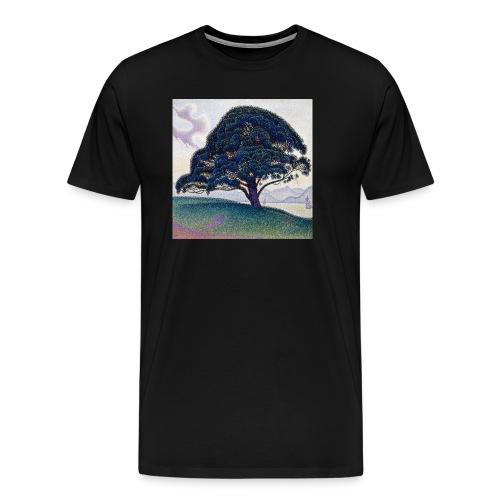 Camiseta el arbol de la suerte - Camiseta premium hombre