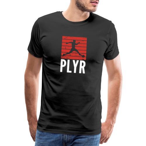 soccer player - Männer Premium T-Shirt
