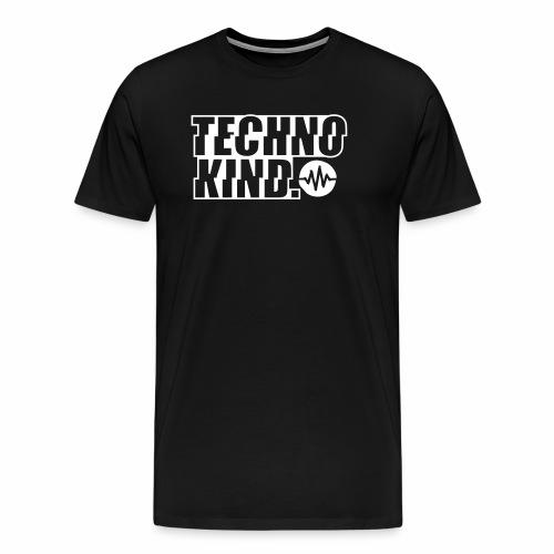Techno Kind V2 - Männer Premium T-Shirt
