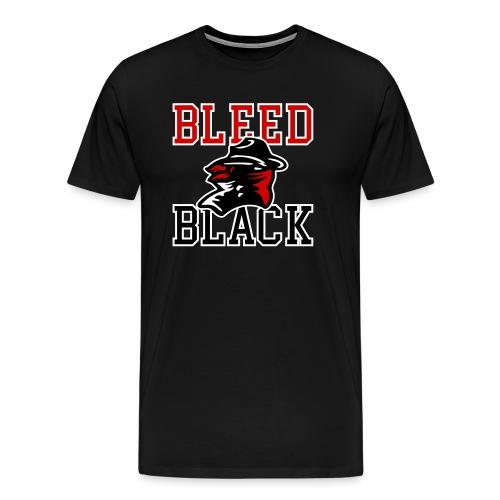 Bleed Black - Männer Premium T-Shirt