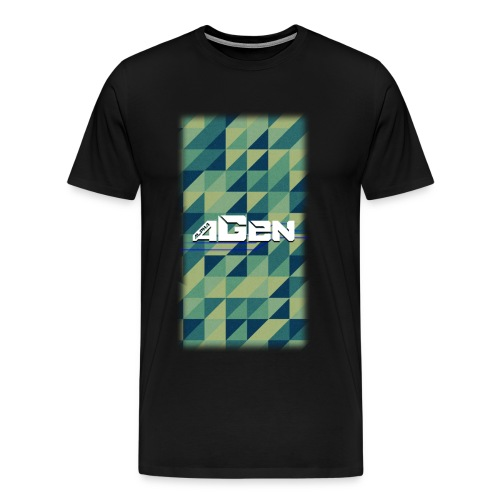 1S4 png - Männer Premium T-Shirt