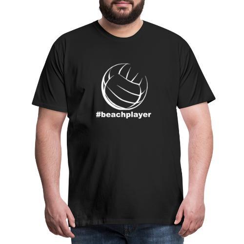 beachplayer - Männer Premium T-Shirt