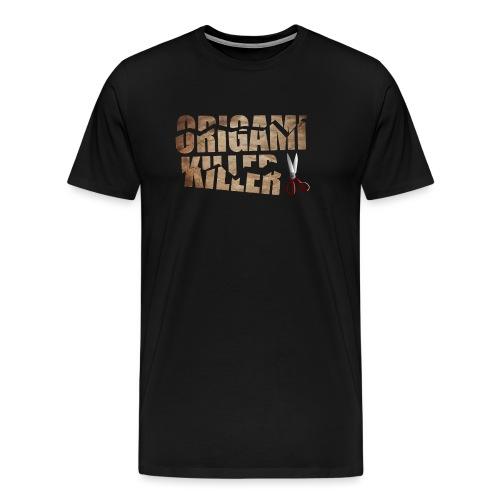 Origami Killer - T-shirt Premium Homme
