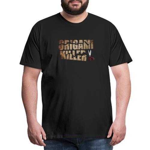 Origami Killer - Men's Premium T-Shirt