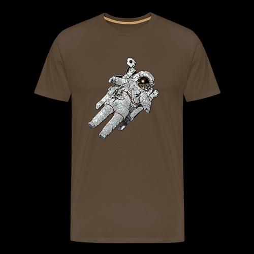 Small Astronaut - Men's Premium T-Shirt