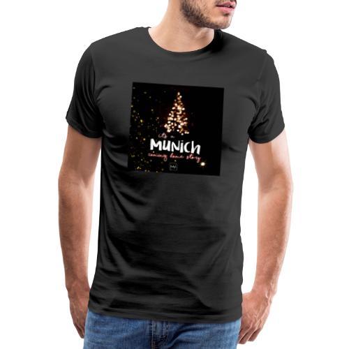 Munich coming home - Männer Premium T-Shirt