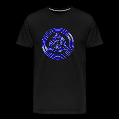 Awen Triqueta - Men's Premium T-Shirt