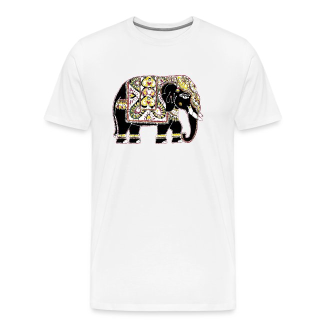 Indian elephant for luck