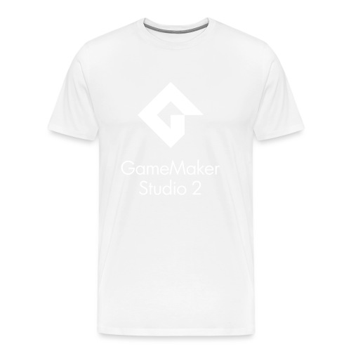 GMS2_Center_DblLine_Clean - Men's Premium T-Shirt