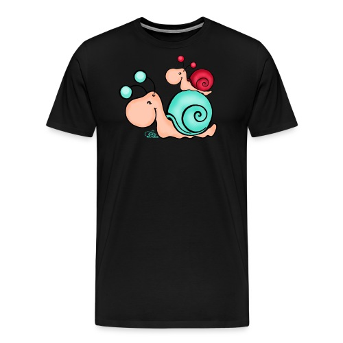 Mami Schneck - Männer Premium T-Shirt