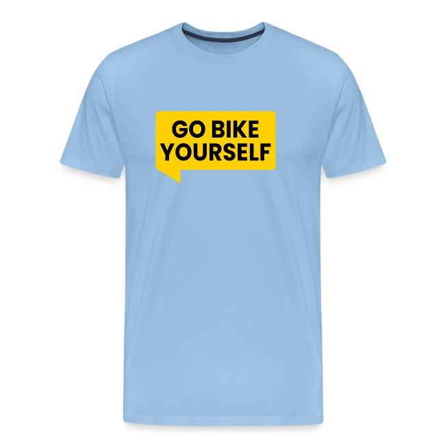 go bike yourself