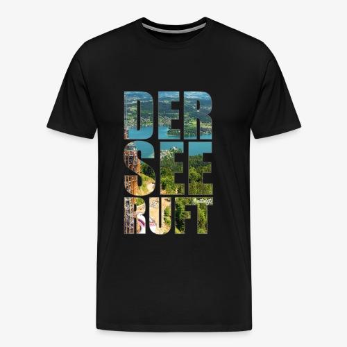 DER SEE RUFT ! WÖRTHERSEE 2019 (Barstuningtv) - Männer Premium T-Shirt