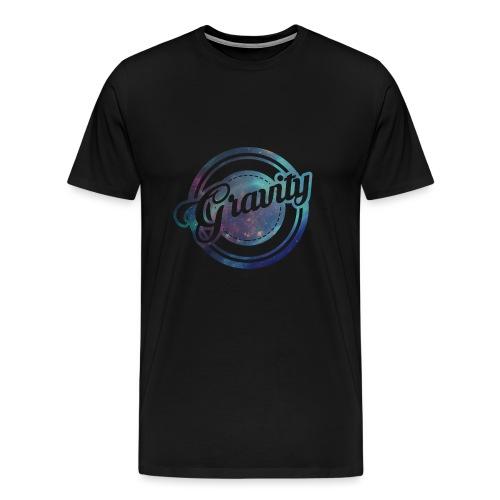 Spherical Gravity - Men's Premium T-Shirt