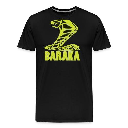 baraka jaune - T-shirt Premium Homme