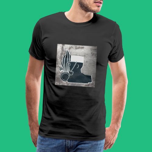 tete legionnaire vintage - T-shirt Premium Homme