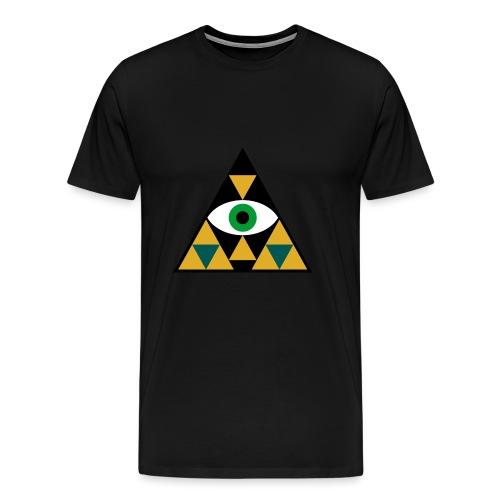 ILLUMINATE (V2) - Men's Premium T-Shirt