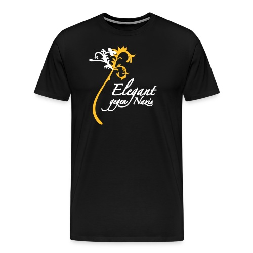 blume1b - Männer Premium T-Shirt
