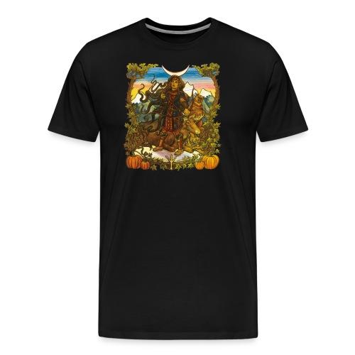 Skade - Premium-T-shirt herr
