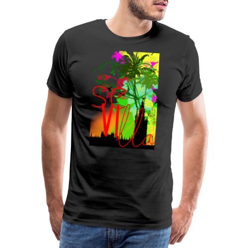Sevilla - Camiseta premium hombre