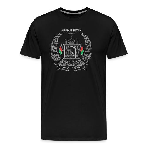 Afghan National Logo - Men's Premium T-Shirt