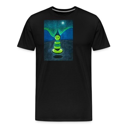 Humanoid - Miesten premium t-paita