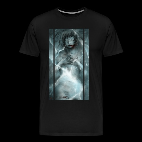 Under isen bandnamn 4k px - Men's Premium T-Shirt