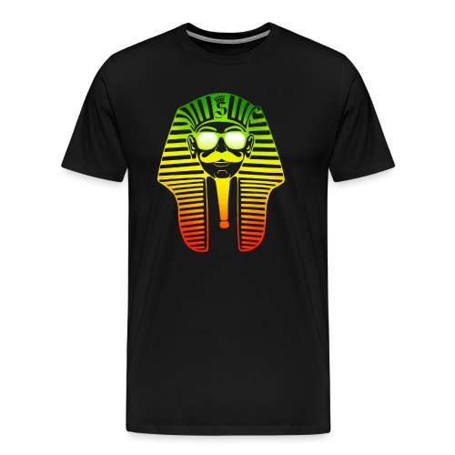 Pharaon Swagg Rasta - T-shirt Premium Homme