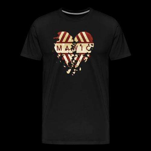 Mawic sup. - Herre premium T-shirt