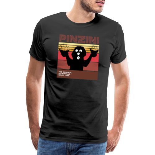 PINZINOBONELLO - Maglietta Premium da uomo