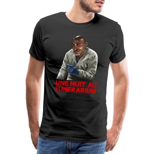 Une nuit avec Jasper - T-shirt Premium Homme