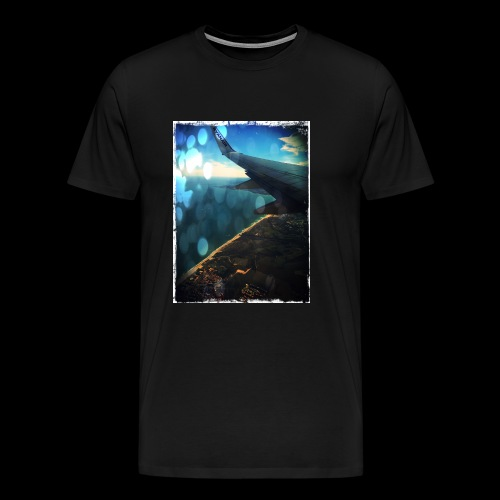 In the Air - T-shirt Premium Homme