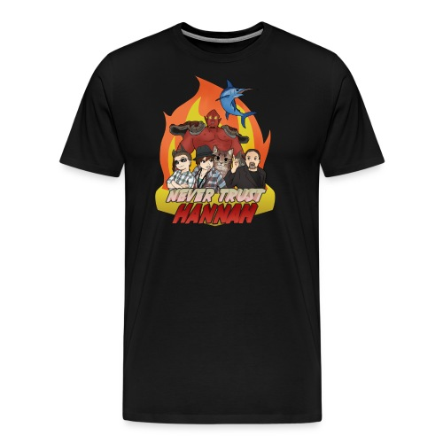 nth shirt png - Men's Premium T-Shirt