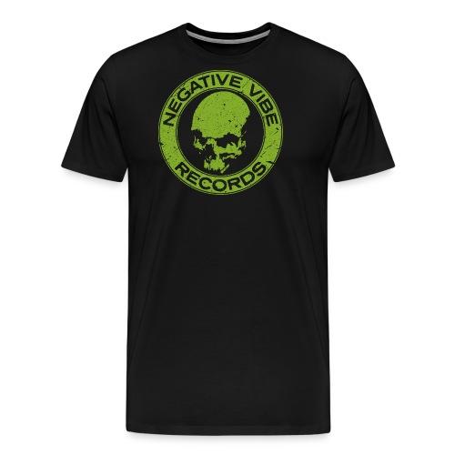 NVR_Logo_no_back_2015_RGB - Premium T-skjorte for menn