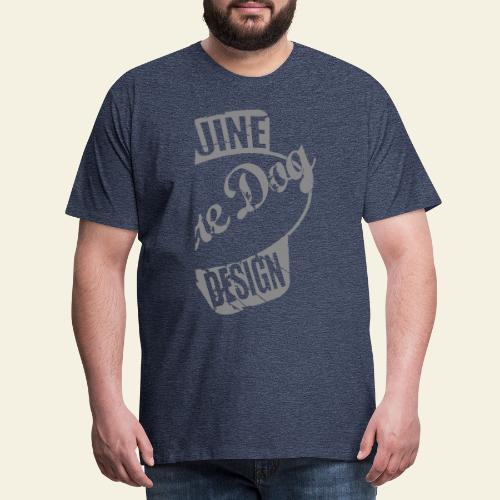 raredog fuelwear - Herre premium T-shirt
