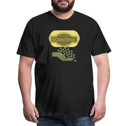 Bountiful - Men's Premium T-Shirt