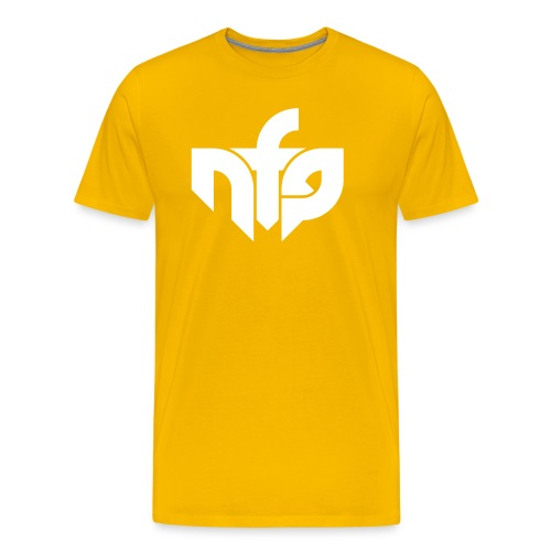 NeurofunkGrid Classic - Men's Premium T-Shirt
