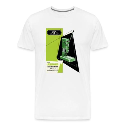 retrowerbung png - Männer Premium T-Shirt