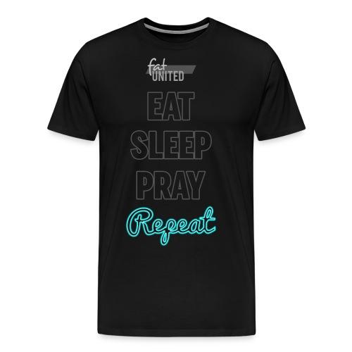 eat png - Männer Premium T-Shirt