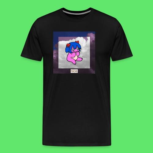 le nice girl - Men's Premium T-Shirt