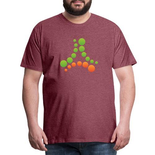 logotipo - Maglietta Premium da uomo