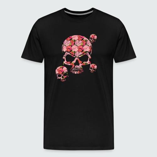 skullMANIA - Maglietta Premium da uomo