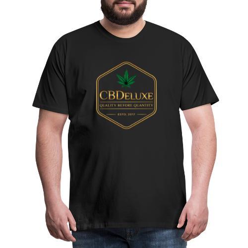 CBDeluxe - Männer Premium T-Shirt