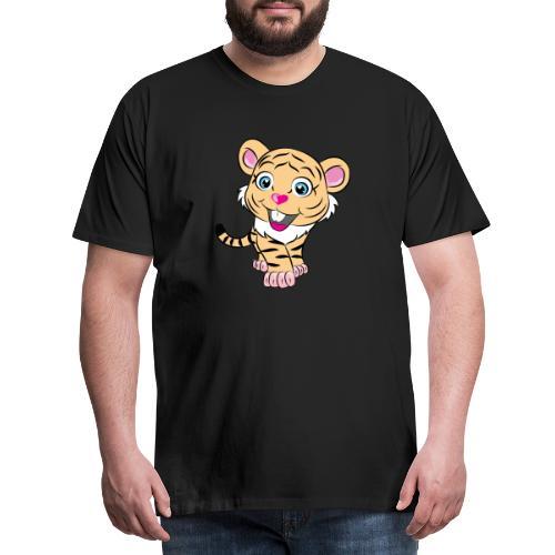 Cute Tibbit - T-shirt Premium Homme