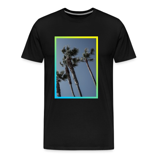 PALMTREES - Männer Premium T-Shirt