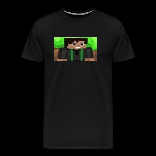EnZ PlayZ Profile Pic - Men's Premium T-Shirt