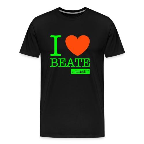 Beate 4 - Männer Premium T-Shirt